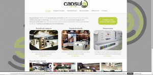 New site web