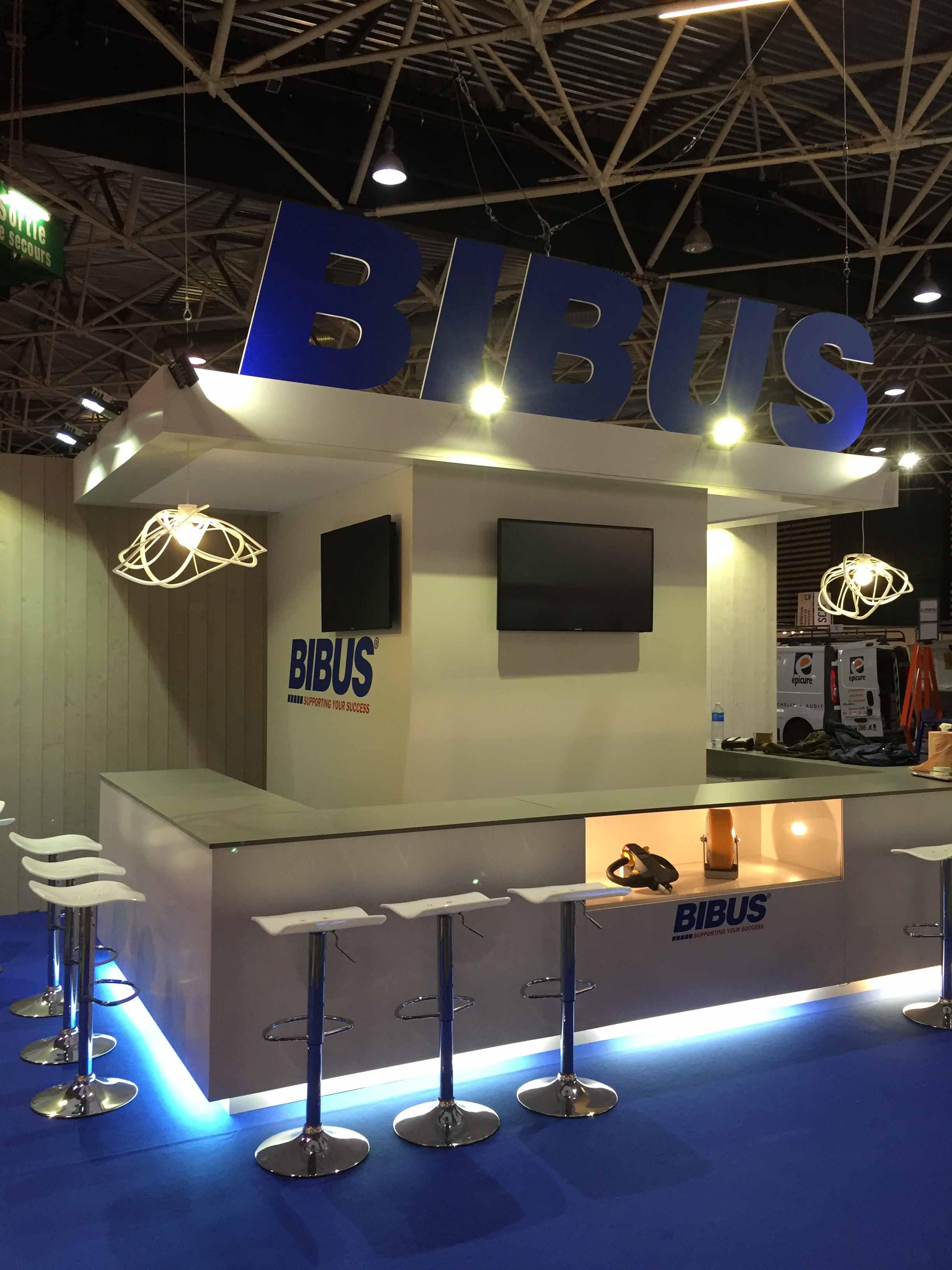 Bibus preventica 2015 capsule concept for Standiste lyon