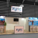 xyric stand conçu par Capsule Concept Lyon