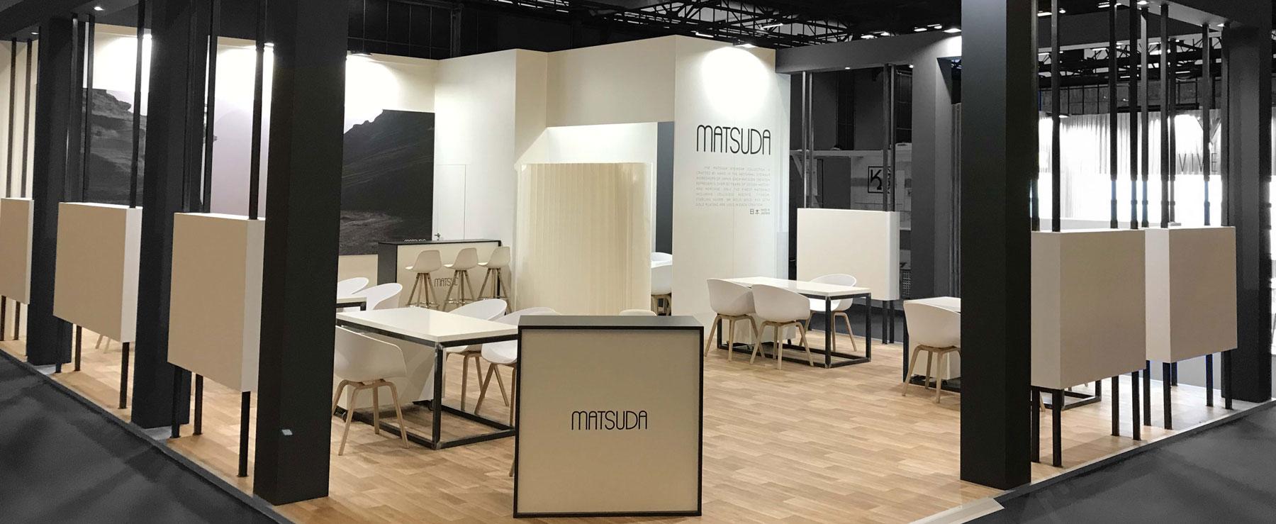 Capsule Concept stands pour professionnels expositions